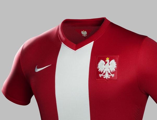 Poland Away Jersey 2014 2015