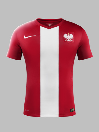Polish Football Strip 2014