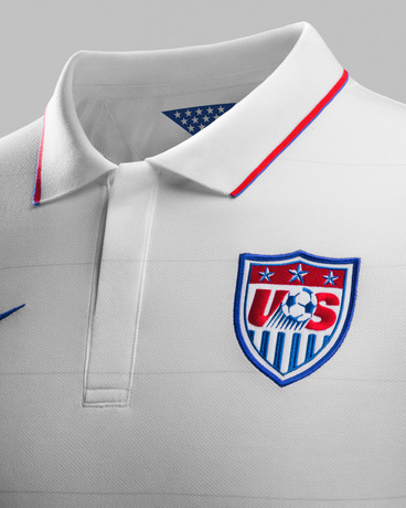 Stars USA Football Shirt