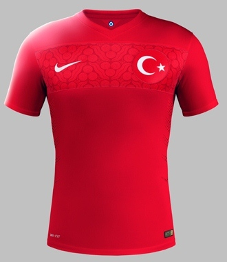 Turkey Home Shirt 14 15