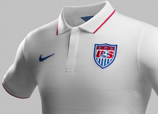 USMNT World Cup Jersey 2014
