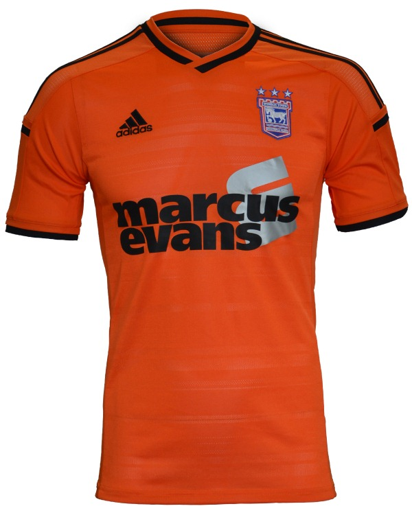 Ipswich Town New Away Shirt