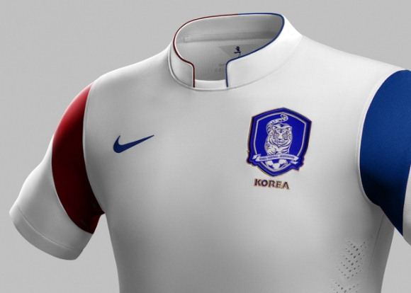 Korea Republic Away Shirt 2014