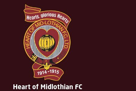 New Hearts FC Special Crest 2014-15