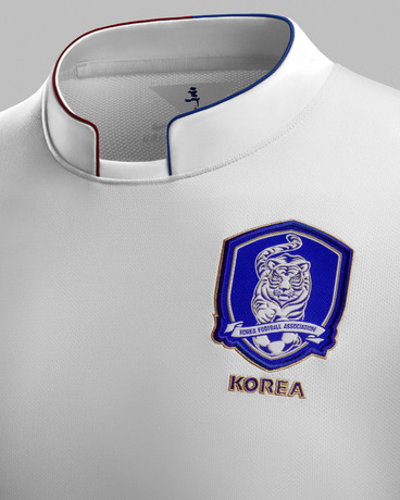 New South Korea Away Jersey 2014