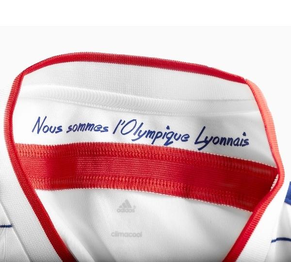 Nous Sommes Olympique Lyonnais 2014 Shirt