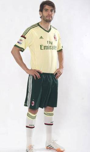 AC Milan Third Kit 2014 15