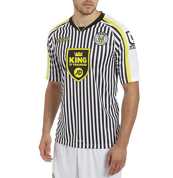 Carbrini St.Mirren Strip 2014 15