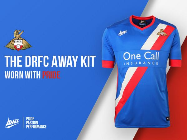 Doncaster Rovers Away Shirt 2014 15
