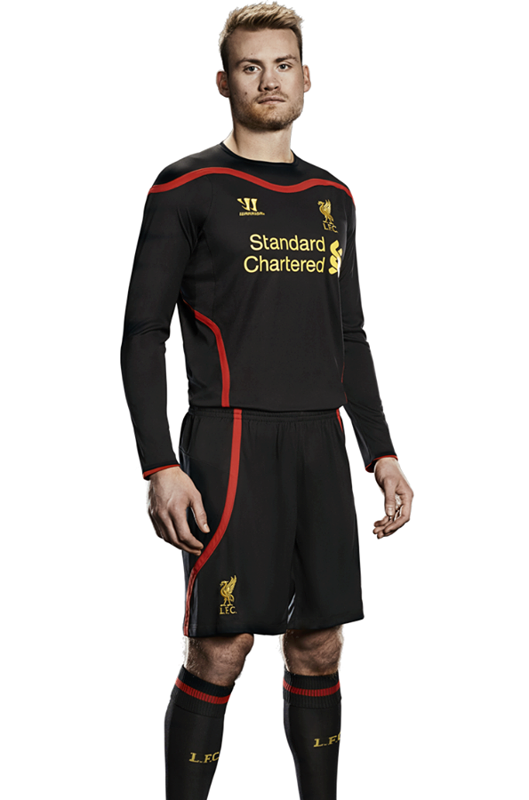 Liverpool Away GK Kit 14 15