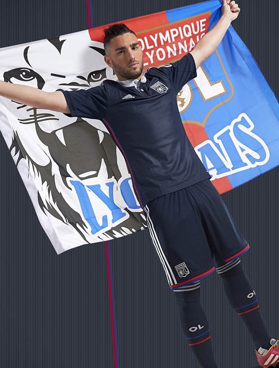 Lyon Third Kit 14 15
