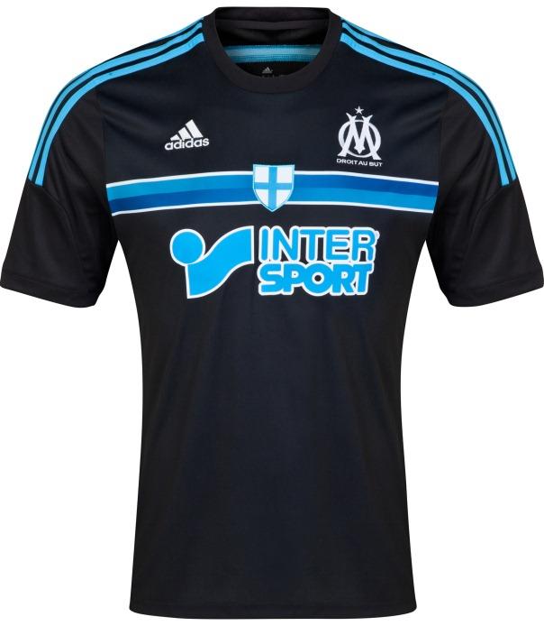 Marseille Third Shirt 14 15