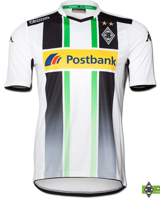 New Borussia Monchengladbach Kit 14 15