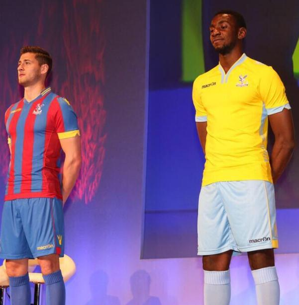 New Crystal Palace Kit 14 15