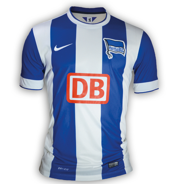 New Hertha Berlin Jersey 2014 2015