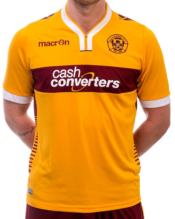 New Motherwell Home Kit 14 15