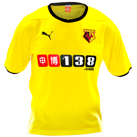 New Watford Home Shirt 14 15