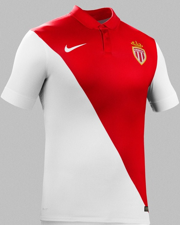 Nike AS Monaco 2014 15 Shirt