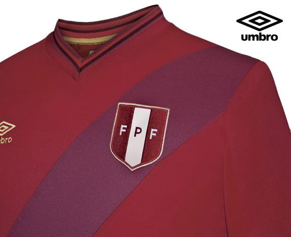 Peru Away Shirt 2014 15