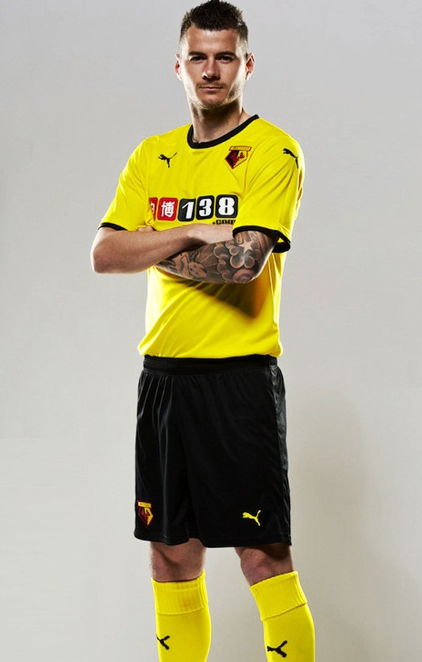 Pudil Watford Kit 2014 15