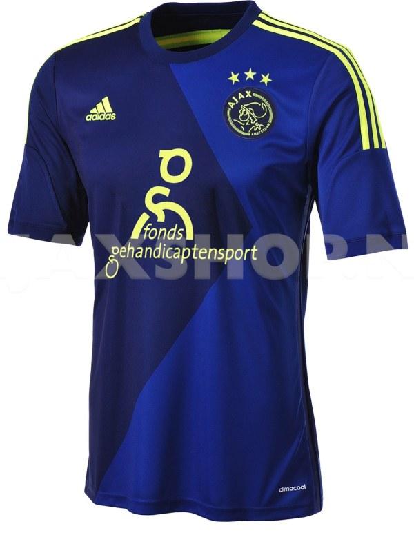 AFC Ajax Away Jersey 2014