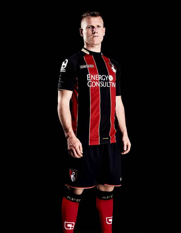 AFC Bournemouth New Kit 14 15