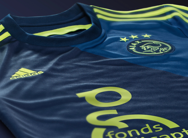 Ajax Away Shirt 14 15