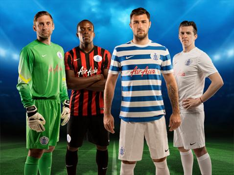 Jersey QPR 2014 2015