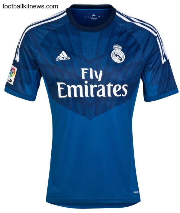 Jersey Real Madrid Goalkeeper 2014 15