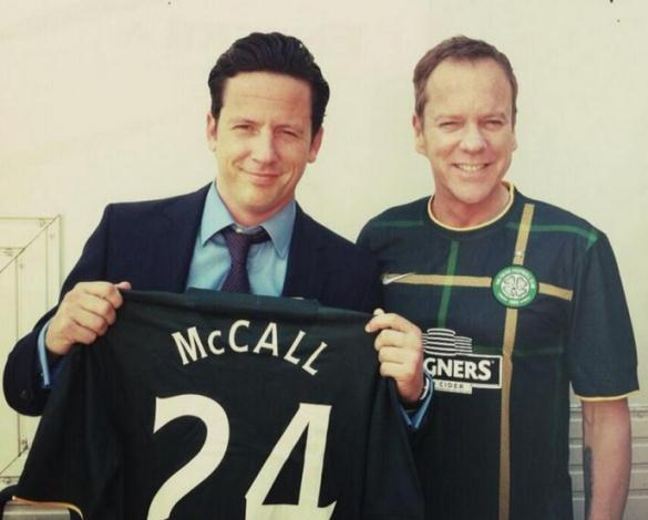 Kiefer Sutherland Celtic