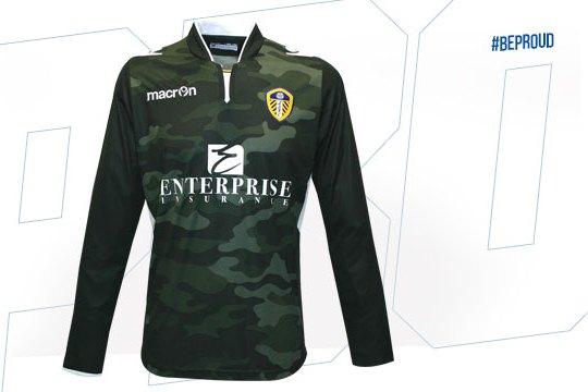 Leeds GK Shirt