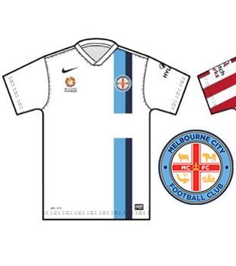 Melbourne City FC Jersey