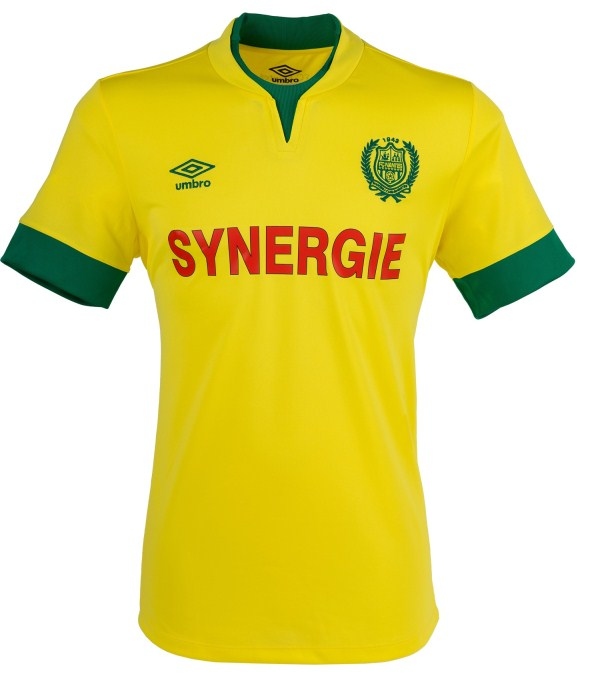 Nantes Umbro Jersey 2014 15