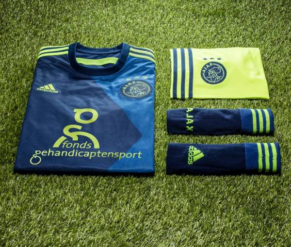 New Ajax Away Kit 14 15