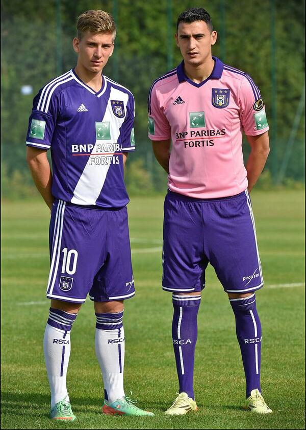 New Anderlecht Kit 14 15