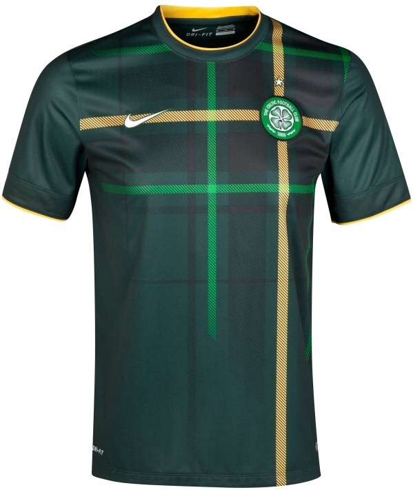 New Celtic International Strip 14 15