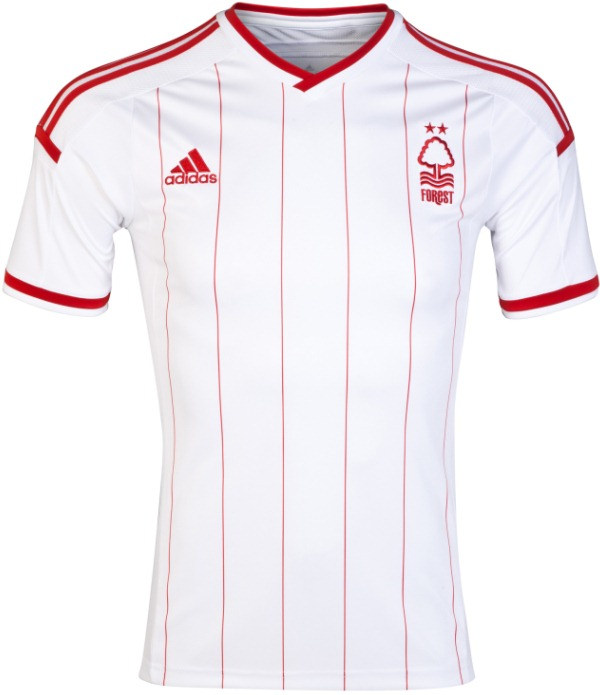 New NFFC Away Shirt 14 15