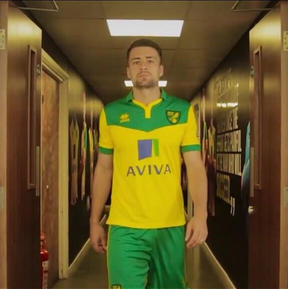 Norwich Home Kit 14 15