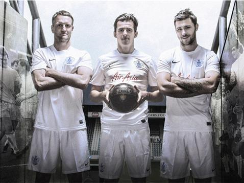 QPR Third Shirt 2014 2015