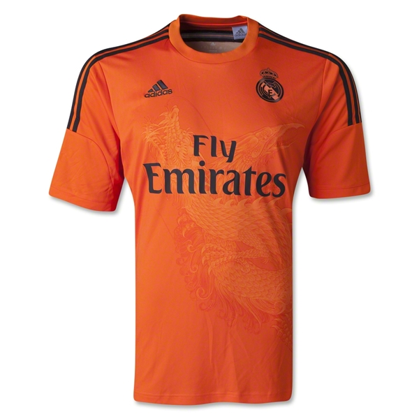 Real Madrid Away Goalkeeper Shirt 2014 15