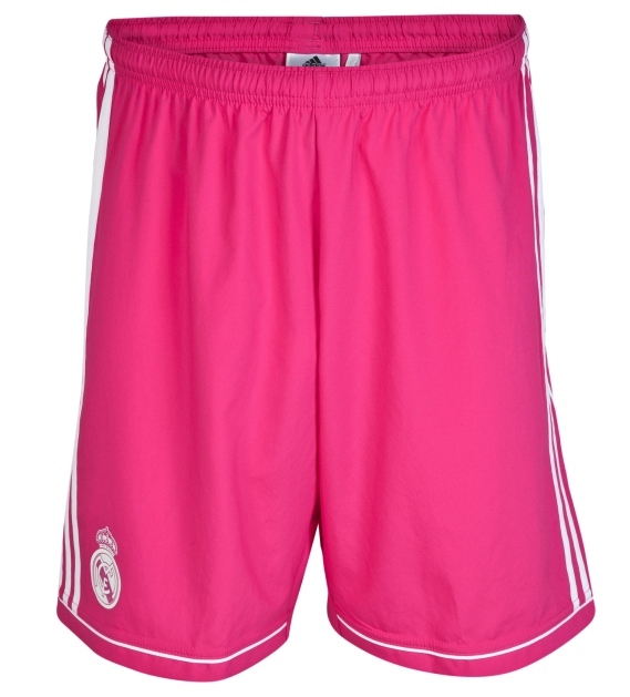 Real Madrid Away Shorts 14 15