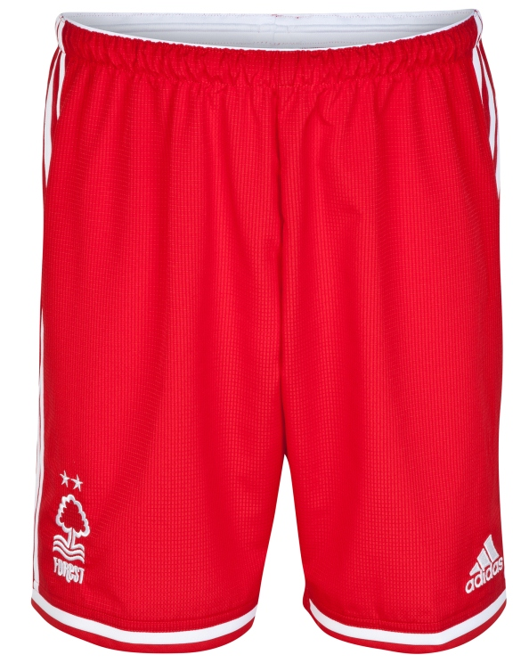 Red Shorts Away NFFC