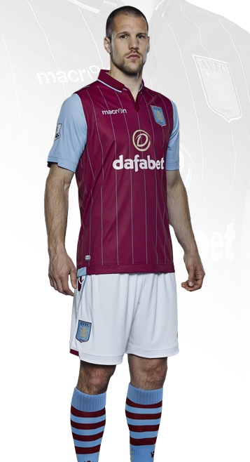 Ron Vlaar Villa Kit 14 15
