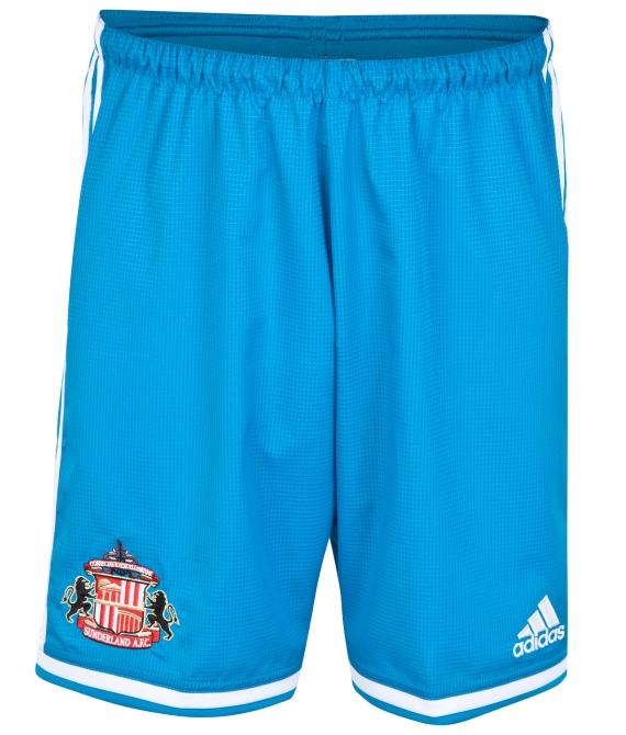 SAFC Away Shorts 2014 2015
