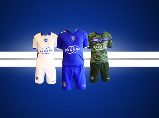 SC Bastia Kit 2014 15