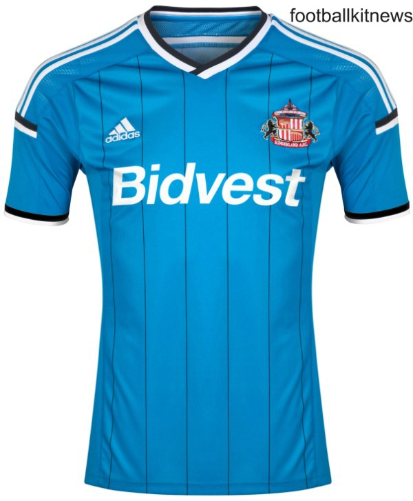 Sunderland Away Shirt 2014 2015