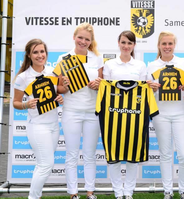 Truphone Vitesse Shirt 2014