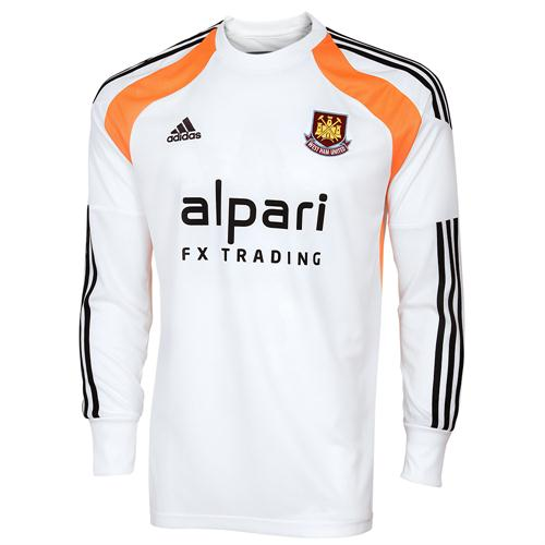 West Ham Away GK Shirt 2014 15