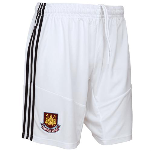 West Ham Away GK Shorts 2014