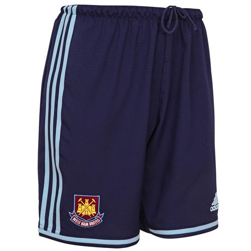 West Ham Away Shorts
